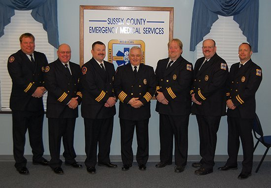 personnel sussex county