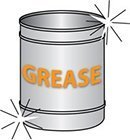 Grease can