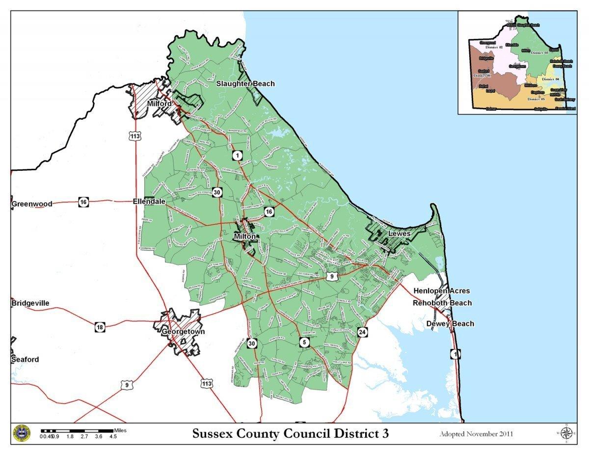 Ig Burton Milford De >> Irwin G. Burton III - Council Vice President | Sussex County