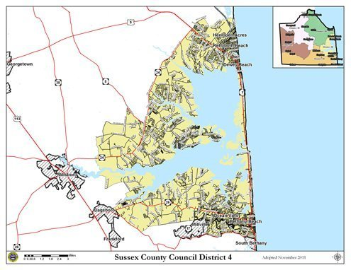 District 4 Map