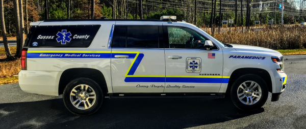 Emergency Medical Services | Sussex County